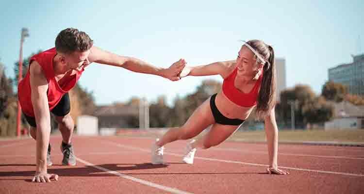 άσκηση και μυαλό ψυχική υγεία