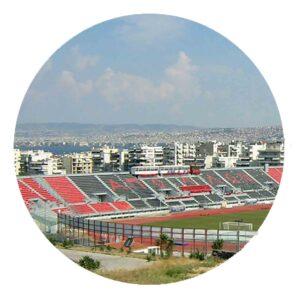 ανατολική Θεσσαλονίκη τεφαα καλαμαριά θέρμη αθλητική προετοιμασία στρατιωτικές σχολές